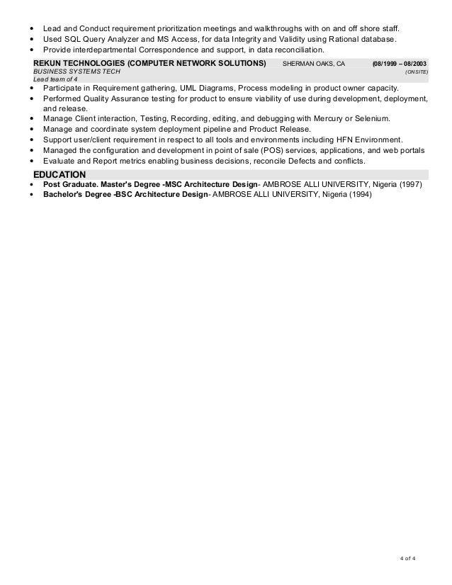 kokundaye resume senior lead bsa 09 0317