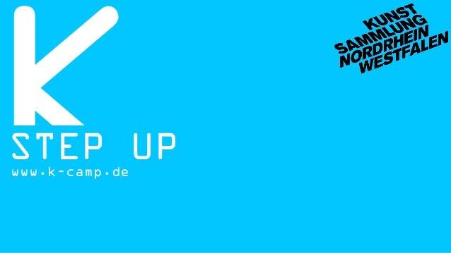 STEP UPKwww.k-camp.de