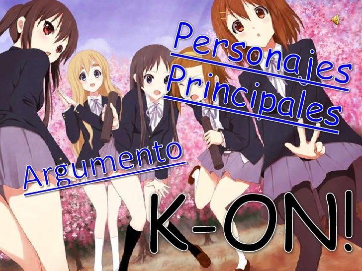 Yui es el personaje principal de K-ON!siendo una de las integrantes y la cuarta enunirse al club. Su instrumento es laguit...