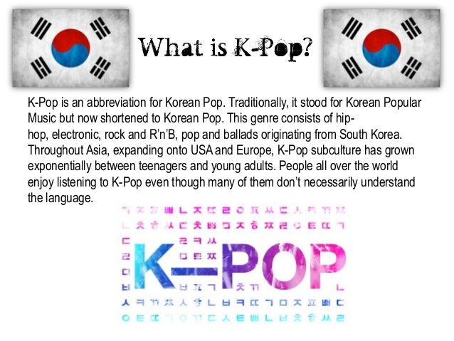 Why is K-Pop So Popular?