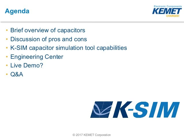 K-SIM, Engineering Center, and ComponentEdge Introduction