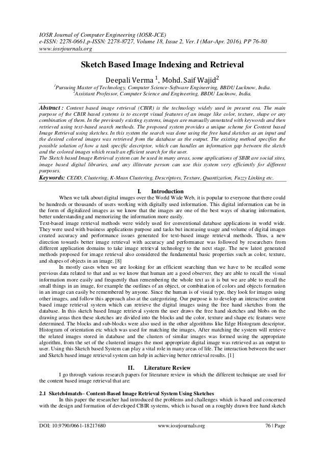 IOSR Journal of Computer Engineering (IOSR-JCE) e-ISSN: 2278-0661,p-ISSN: 2278-8727, Volume 18, Issue 2, Ver. I (Mar-Apr. ...