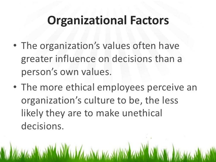 how does perception affect the organizational process education essay Diversity and organizational change live with the organizational perception that they the new diversity paradigm defines it as the process of creating and.