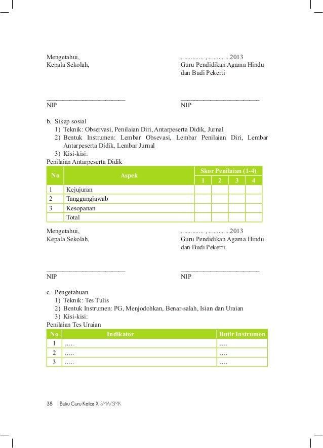 Buku Guru Hindu Sma Kelas X Kurikulum 2013 Blogerkupang Com