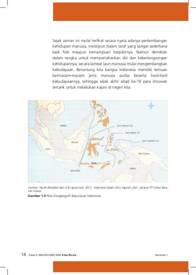 Buku Siswa Sejarah Sma Kelas X Kurikulum 2013 Blogerkupang Com