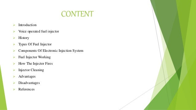 VOICE OPERATED FUEL INJECTOR EBOOK DOWNLOAD