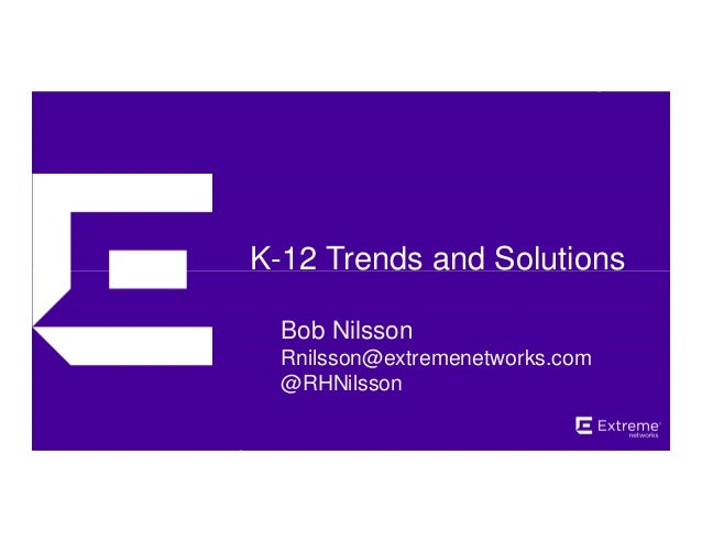 Trends in the k 12 education market and their impact on it fandeluxe Choice Image