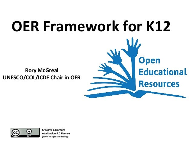 A blueprint for open educational resources implementation in primary malvernweather Images