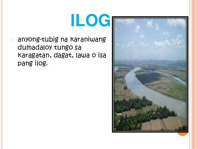 Ilog anyong tubig