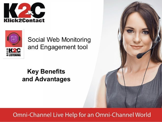 Social Web Monitoring and Engagement tool Key Benefits and Advantages
