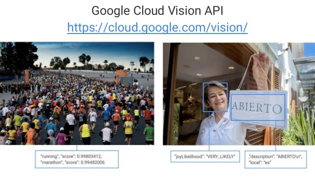 For training your own models (3 & 4), two choices: cloud.google.com/ml or Run open-source release on your own physical mac...