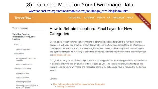 """Example: Combining Vision with Robotics """"Deep Learning for Robots: Learning from Large-Scale Interaction"""", Google Research..."""
