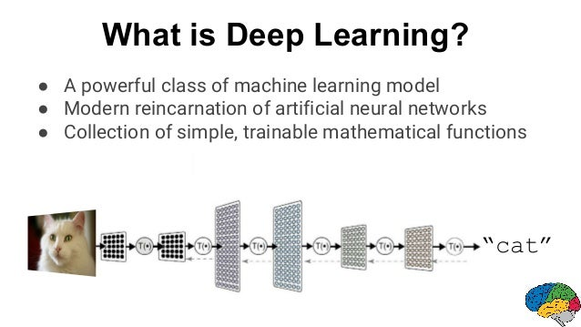 Large Scale Deep Learning with TensorFlow