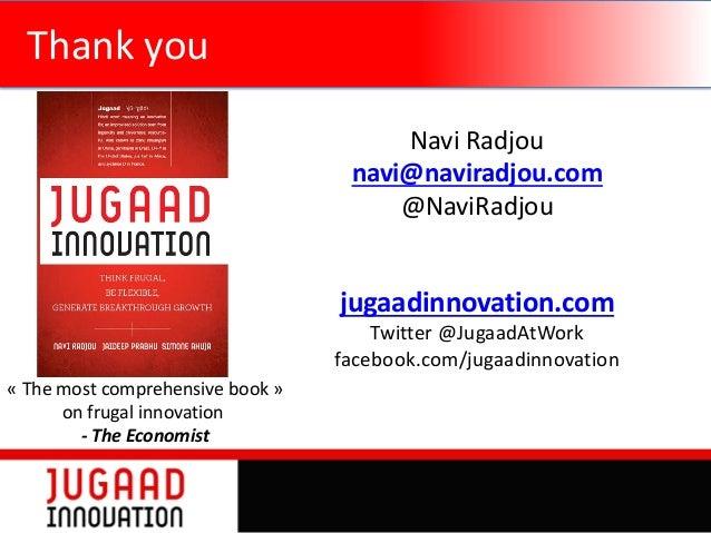 K^2 Keynote: Unleashing Your MacGyver Instinct - Navi Radjou