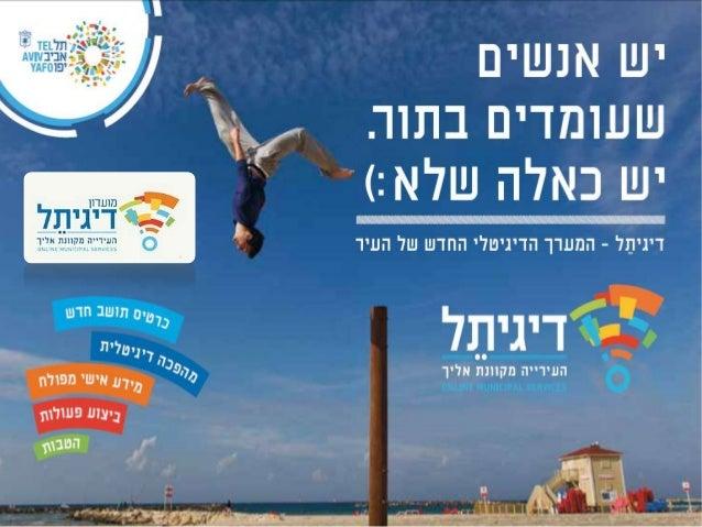 K4 zohar sharon_moadontoshavim_ta_eva_minerva2013 Slide 1