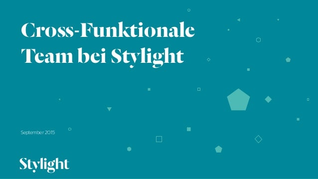Cross-Funktionale Team bei Stylight September 2015 01