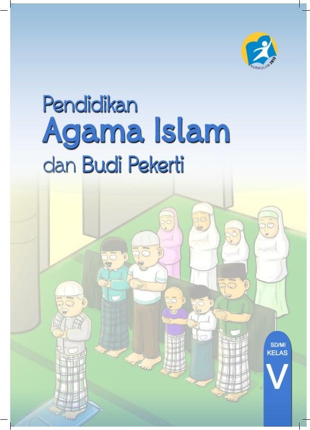 Pendidikan Agama Islam Dan Budi Pekerti Untuk Mi Sd Kelas 5