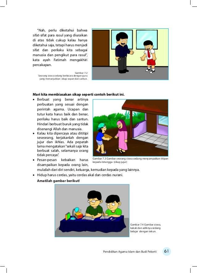 Gambar Kelas Iii Sd Bahasa Indonesia Umri Nuraini Gambar Anak Di Rebanas Rebanas