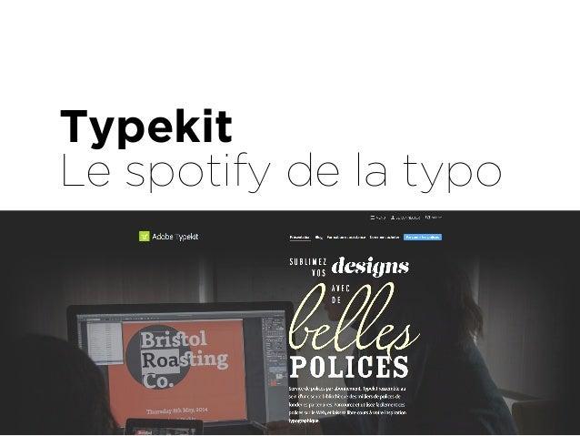 Google Fonts  La simplicité