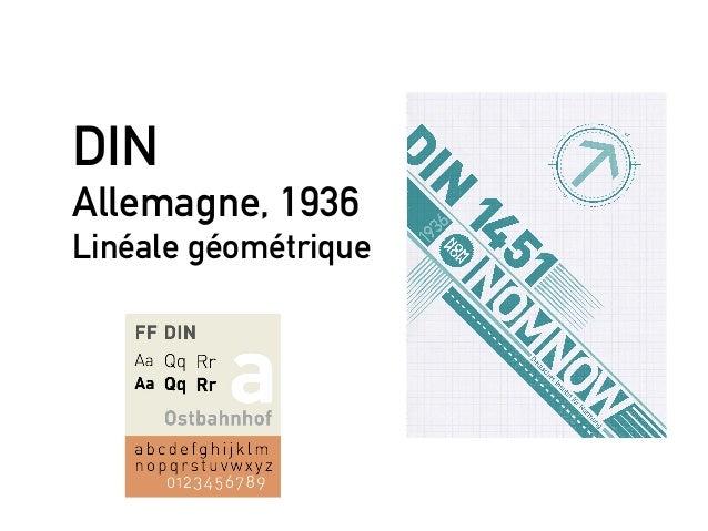 Futura  Allemagne, 1927  Linéale géométrique