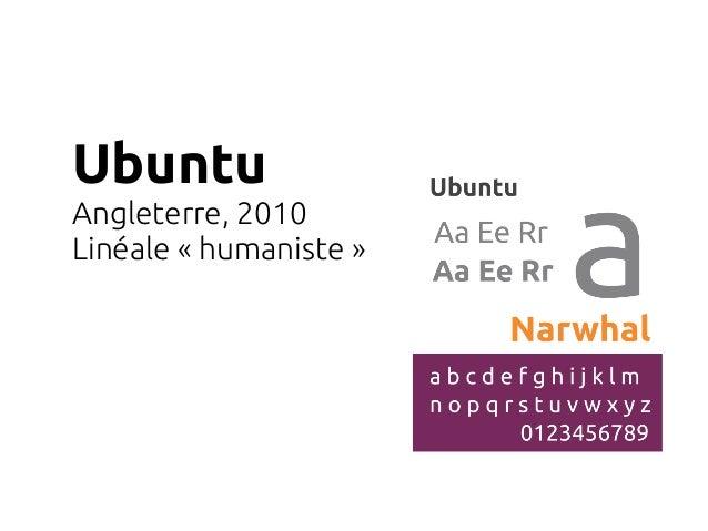 Fira Sans  Allemand, 2013  Linéale « humaniste »