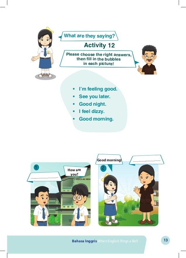 Buku pelajaran bahasa inggris kelas 3 sd pdf templates