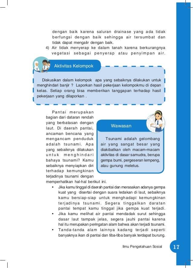Buku Siswa Ips Kelas Vii Smp Kurikulum 2013