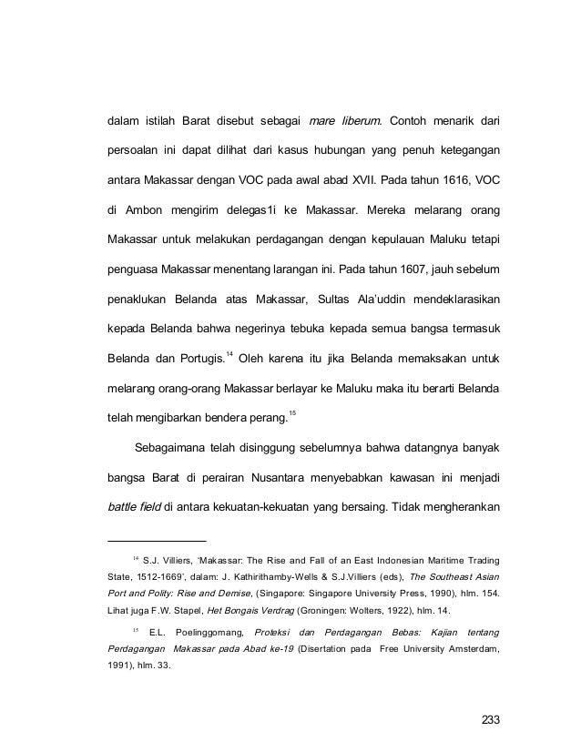 Makalah batas wilayah laut indonesia