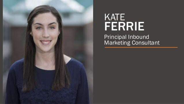 PERSONALIZING YOUR MARKETING WITH SMART CONTENT, PERSONAS, AND HUBSPOT [INBOUND 2014] Slide 2