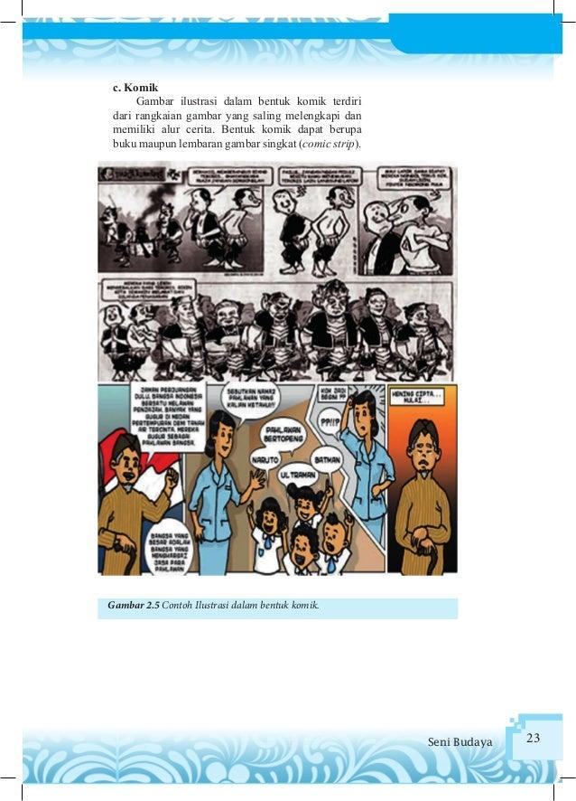 Buku Siswa Seni Budaya Kelas Viii Smp Kurikulum 2013
