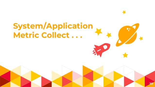 System/Application Metric Collect . . . 30