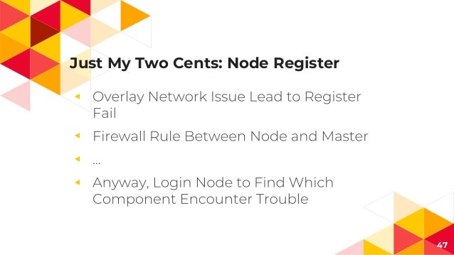 Just My Two Cents: Node Register ◂ ◂ ◂ ◂ 47