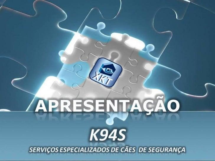 Serviços K9 para Segurança