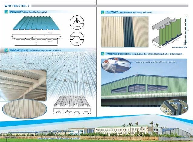 Peb Steel Buildings English Version Brochure Jan 2015