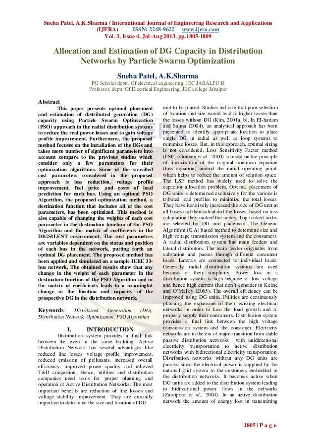 Sneha Patel, A.K.Sharma / International Journal of Engineering Research and Applications (IJERA) ISSN: 2248-9622 www.ijera...