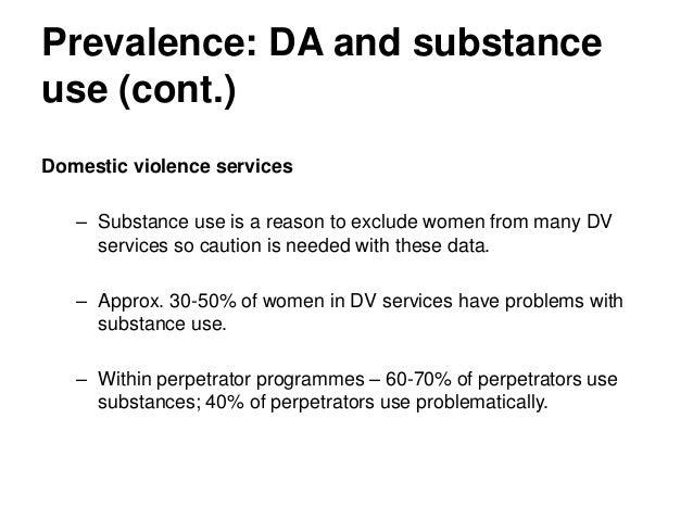 Domestic violence dissertation