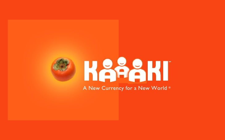 A New Currency for a New World  ®