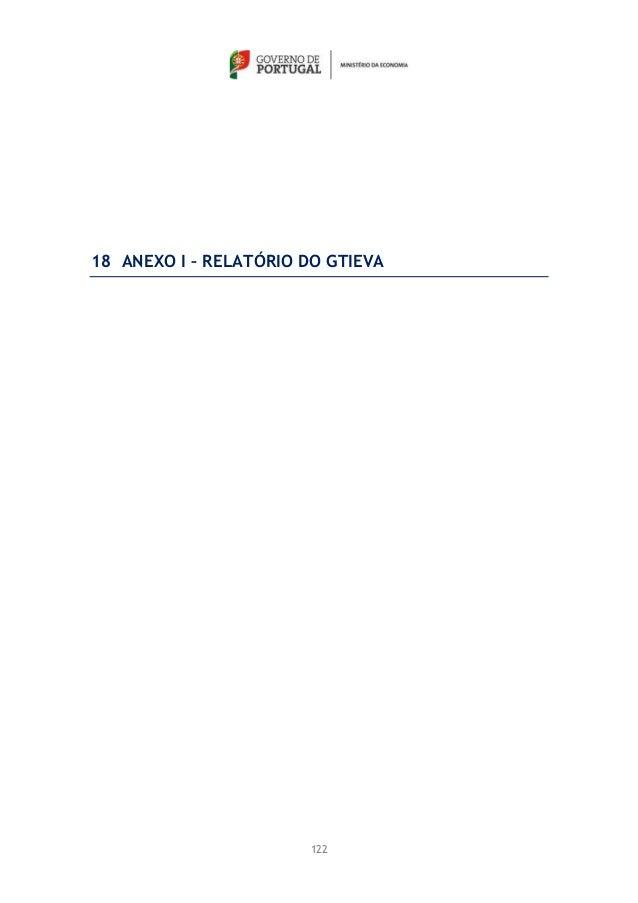122 18 ANEXO I – RELATÓRIO DO GTIEVA