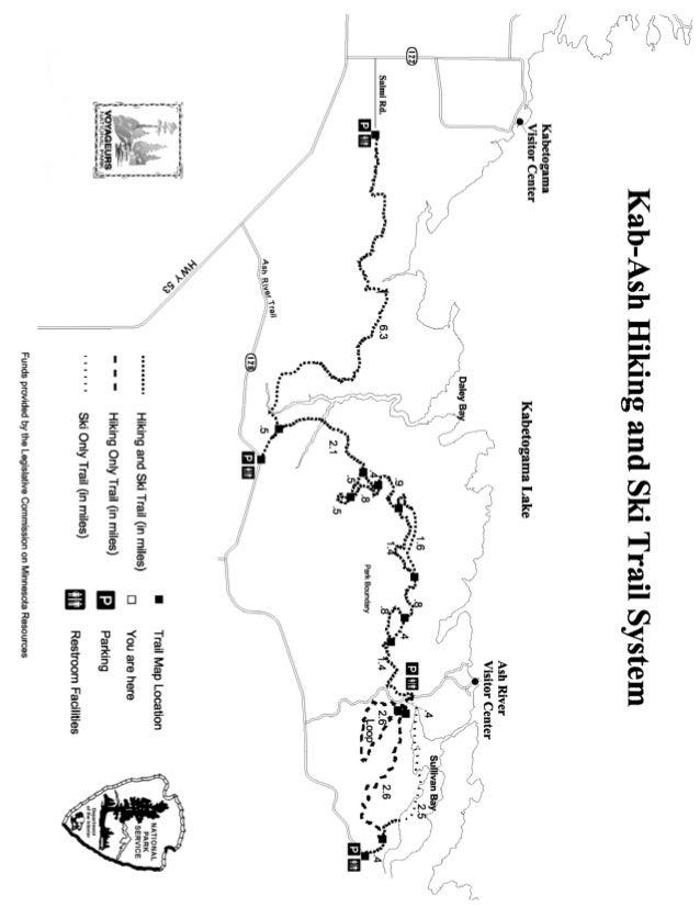 NostalgicOutdoors™- Voyageurs National Park- Kab Ash Hiking & Ski Trail