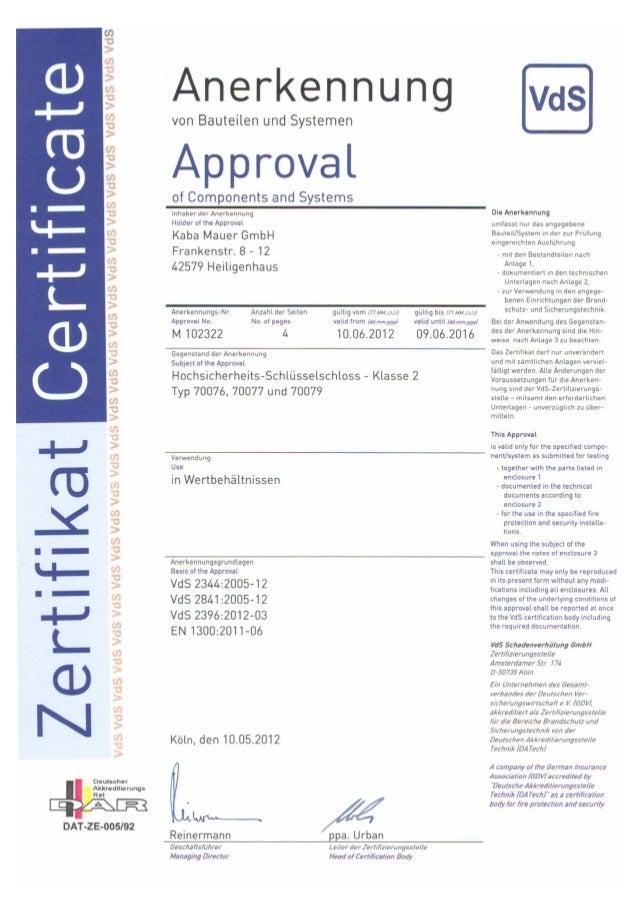 Kaba 70076 77-79-certificate_vds-2016_01