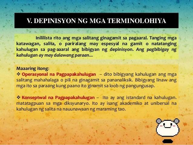lawak at sakop ng pagaaral Saklaw at limitasyon ng pag-aaral - download as word doc (doc / docx), pdf  file (pdf), text file (txt) or read online.