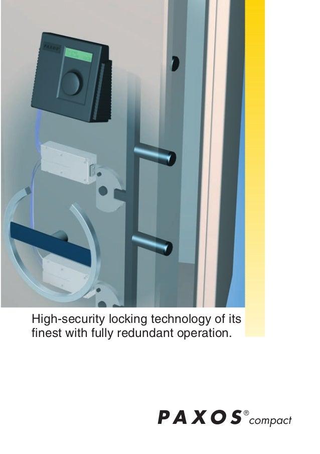 High-security locking technology of its finest with fully redundant operation. 302.576.416/01©=CopyrightbyKabaAG,Wetzikon(...