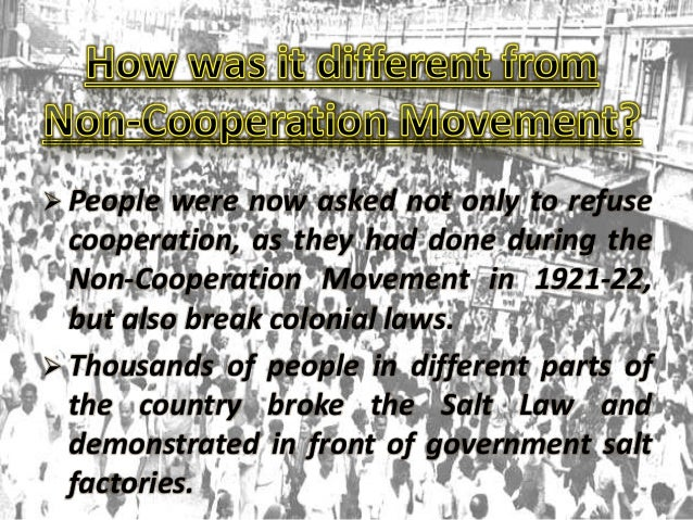 As the Movement spread, foreign cloth was boycotted, and liquor shops were picketed. Peasants refused to pay revenue and...