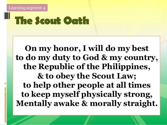 kab scout ideals