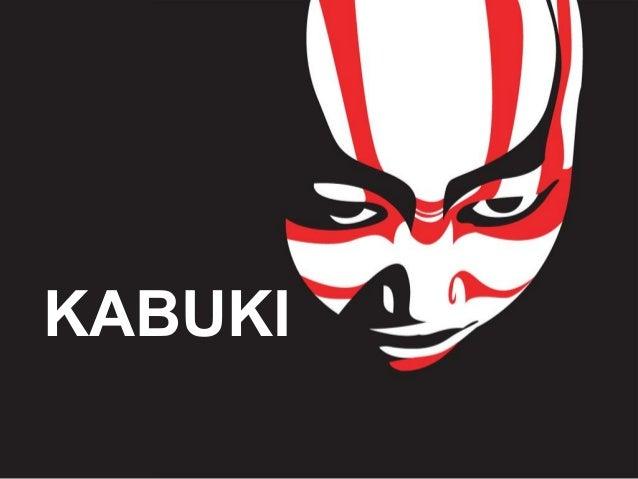 Kabuki for Kabuki mask template