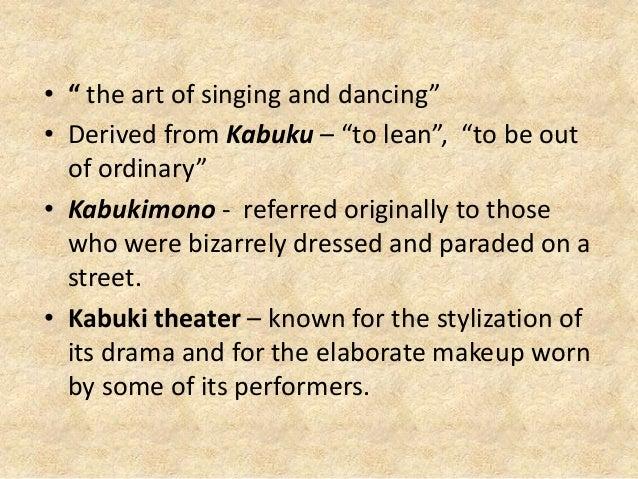 Kabuki of Japan by Group One VIII - Acapulco (1) Slide 3