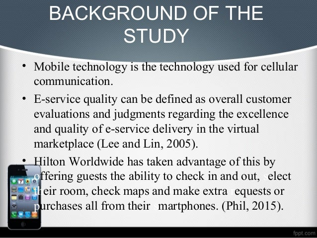the effect of mobile technology intervention Mobile technologies, especially, enable seamless integration of interventions into the daily lives of users by partitioning the intervention content into smaller doses several studies have found that active usage mediates the effects of interventions, in both face-to-face [1] and digital interventions [2-6.