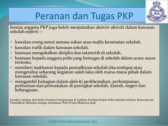 Kadet Polis Smk Sijangkang Jaya