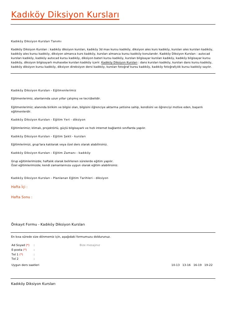Kadıköy Diksiyon KurslarıKadıköy Diksiyon Kursları TanımıKadıköy Diksiyon Kursları : kadıköy diksiyon kursları, kadıköy 3d...