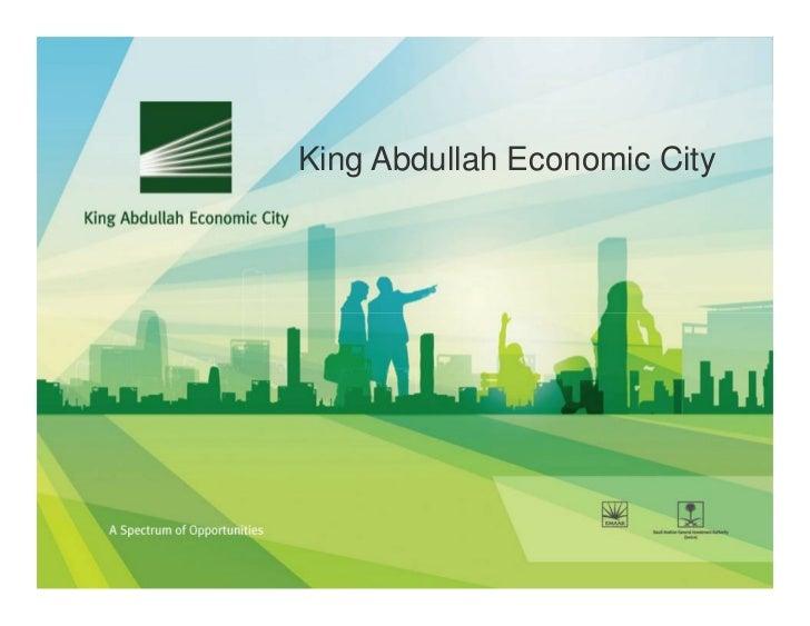 December 4, 2011   Page 1King Abdullah Economic City